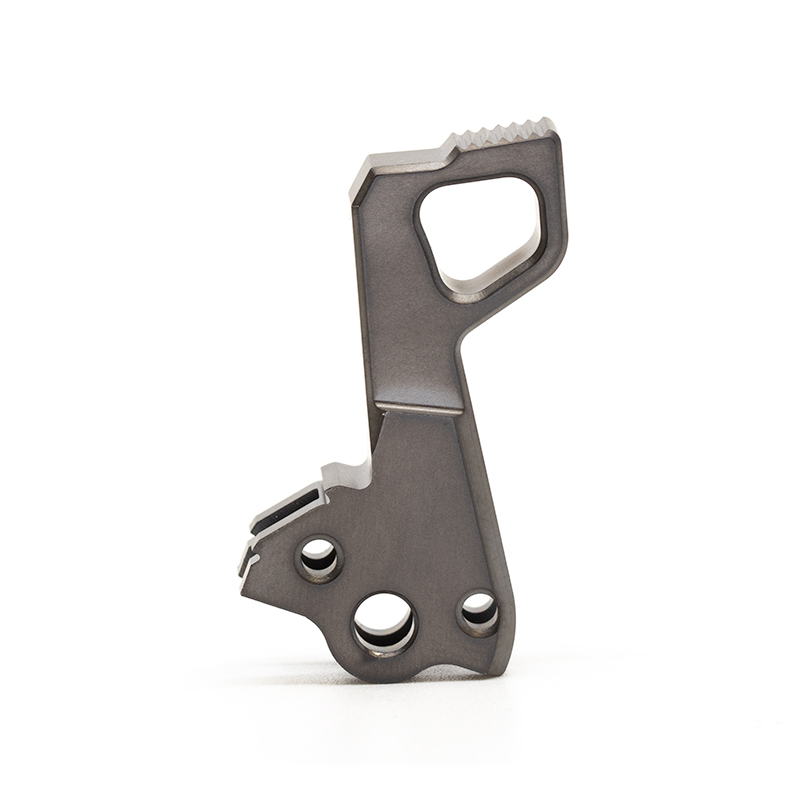 Manual Safety Hammer - Race, Black